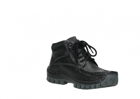 wolky lace up boots 04729 cross winter cw 30000 black leather_16