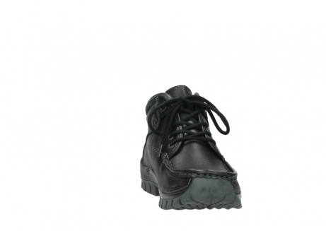 wolky lace up boots 04729 cross winter cw 30000 black leather_18