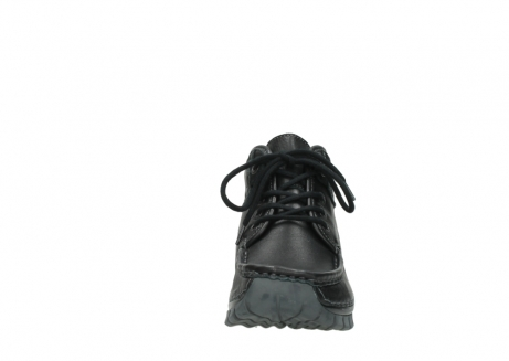 wolky lace up boots 04729 cross winter cw 30000 black leather_19