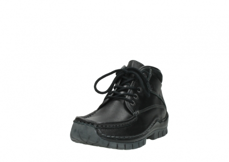 wolky lace up boots 04729 cross winter cw 30000 black leather_21