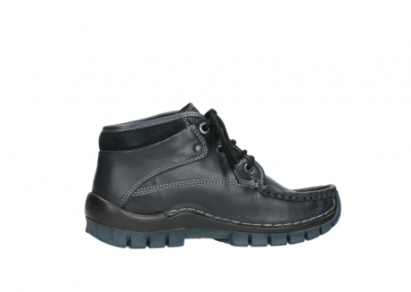 wolky bottines a lacets 04729 cross winter cw 30800 cuir bleu_12