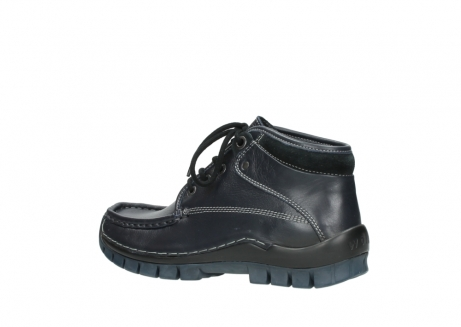 wolky bottines a lacets 04729 cross winter cw 30800 cuir bleu_3