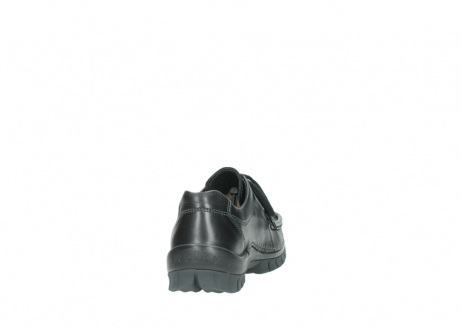wolky veterboots 04732 kick winter 20000 zwart leer_8