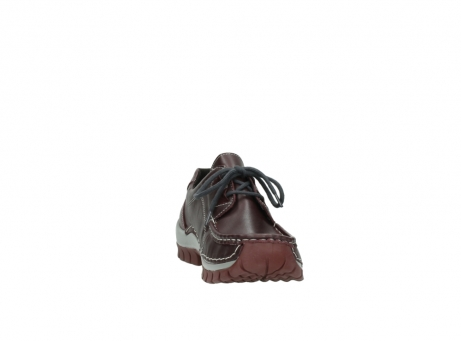 wolky lace up boots 04732 kick winter 20540 burgundy grey leather_18