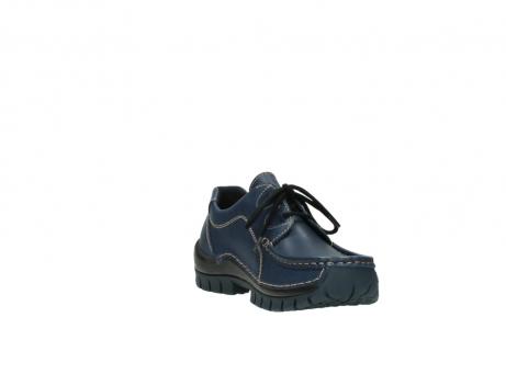 wolky lace up boots 04732 kick winter 20800 dark blue leather_17