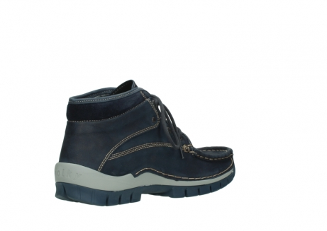 wolky comfort shoes 04751 cross men 11802 blue oiled nubuck_10