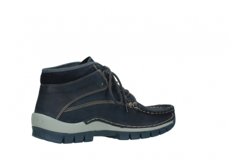 wolky comfort shoes 04751 cross men 11802 blue oiled nubuck_11