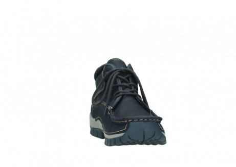 wolky bottines a lacets 04751 cross men 11802 nubuck bleu_18