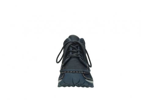 wolky comfort shoes 04751 cross men 11802 blue oiled nubuck_19