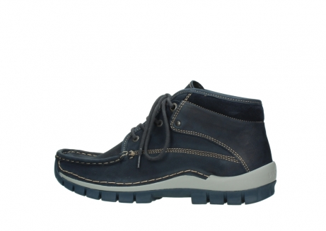 wolky bottines a lacets 04751 cross men 11802 nubuck bleu_2