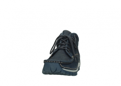 wolky comfort shoes 04751 cross men 11802 blue oiled nubuck_20