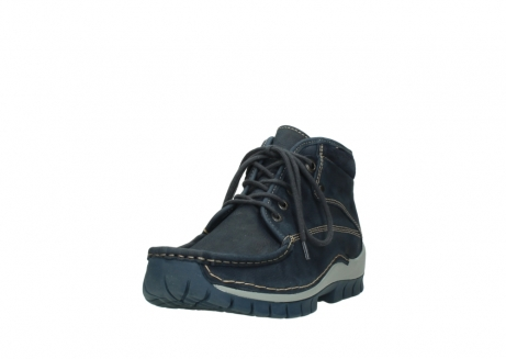 wolky bottines a lacets 04751 cross men 11802 nubuck bleu_21