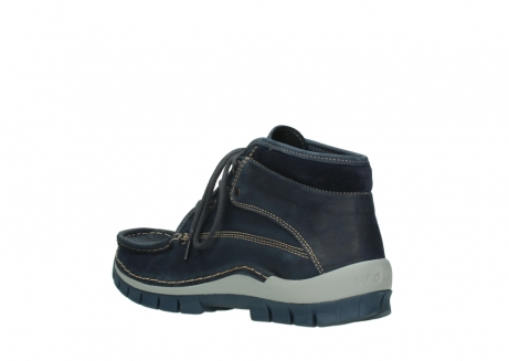 wolky comfort shoes 04751 cross men 11802 blue oiled nubuck_4