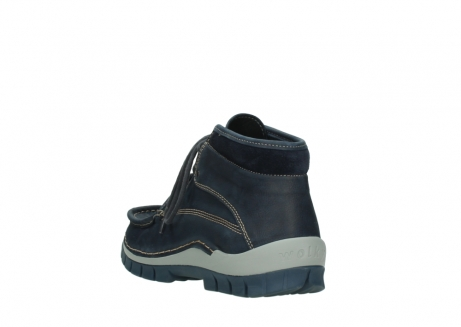 wolky bottines a lacets 04751 cross men 11802 nubuck bleu_5