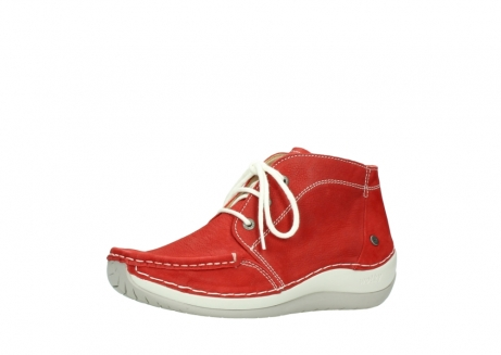 wolky lace up boots 04803 olympia 10570 red summer nubuck_23