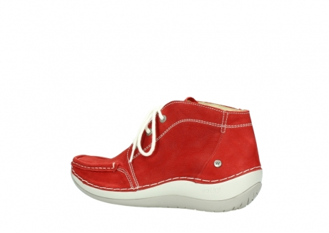 wolky lace up boots 04803 olympia 10570 red summer nubuck_3