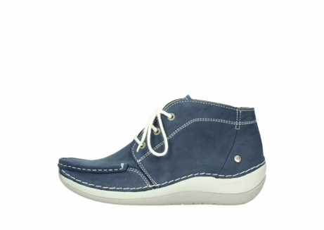 wolky lace up boots 04803 olympia 10820 denim blue nubuck_1
