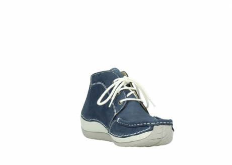 wolky lace up boots 04803 olympia 10820 denim blue nubuck_17