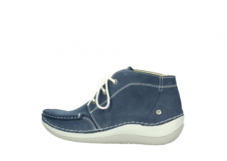 wolky lace up boots 04803 olympia 10820 denim blue nubuck_2