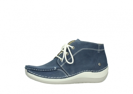 wolky lace up boots 04803 olympia 10820 denim blue nubuck_24