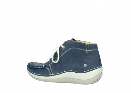wolky lace up boots 04803 olympia 10820 denim blue nubuck_3