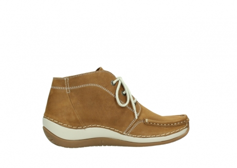 wolky lace up boots 04803 olympia 10410 tobacco nubuck_12