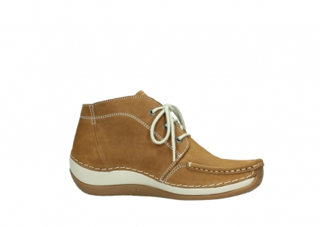 wolky lace up boots 04803 olympia 10410 tobacco nubuck_14