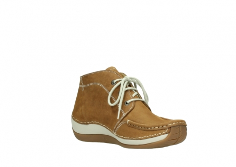 wolky lace up boots 04803 olympia 10410 tobacco nubuck_16