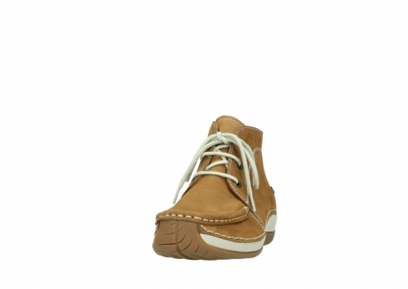 wolky lace up boots 04803 olympia 10410 tobacco nubuck_20