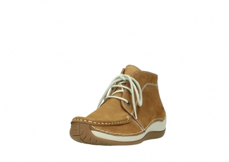 wolky lace up boots 04803 olympia 10410 tobacco nubuck_21
