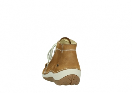 wolky lace up boots 04803 olympia 10410 tobacco nubuck_6