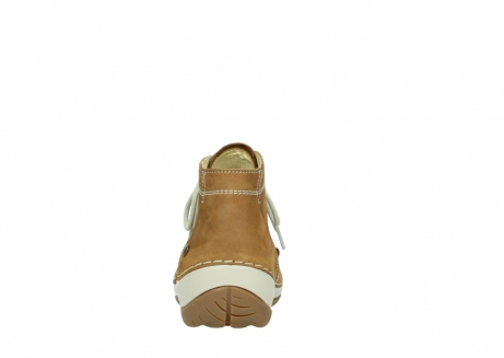 wolky bottines a lacets 04803 olympia 10410 nubuck tobacco_7