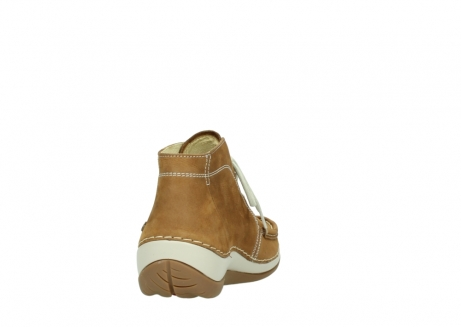 wolky bottines a lacets 04803 olympia 10410 nubuck tobacco_8