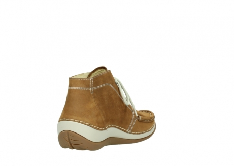 wolky bottines a lacets 04803 olympia 10410 nubuck tobacco_9