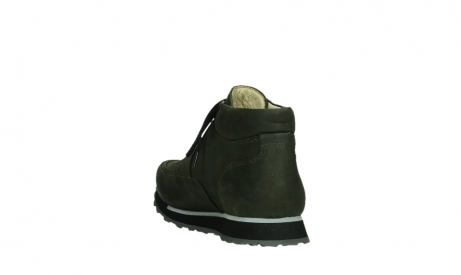 wolky veterboots 05802 e boot 11730 forestgroen stretch leer_17