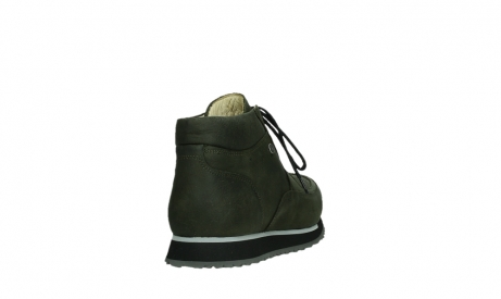 wolky veterboots 05802 e boot 11730 forestgroen stretch leer_20