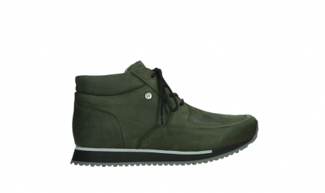 wolky veterboots 05802 e boot 11730 forestgroen stretch leer_24