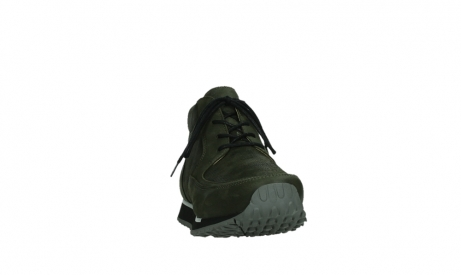 wolky veterboots 05802 e boot 11730 forestgroen stretch leer_6