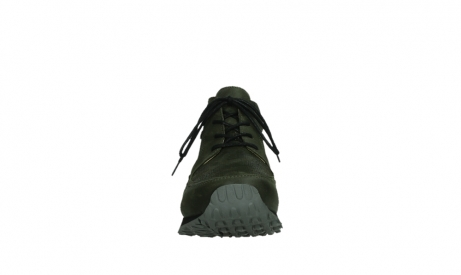 wolky veterboots 05802 e boot 11730 forestgroen stretch leer_7