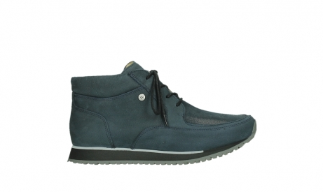 wolky lace up boots 05802 e boot 11800 blue stretch nubuck_1