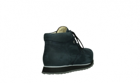 wolky lace up boots 05802 e boot 11800 blue stretch nubuck_21