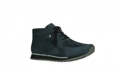 wolky lace up boots 05802 e boot 11800 blue stretch nubuck_3