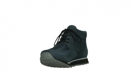 wolky lace up boots 05802 e boot 11800 blue stretch nubuck_9