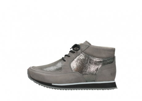 wolky lace up boots 05802 e boot 16205 darkgrey stretch leather_1