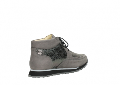 wolky lace up boots 05802 e boot 16205 darkgrey stretch leather_10