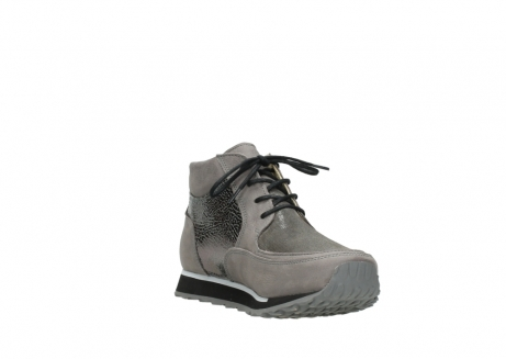 wolky lace up boots 05802 e boot 16205 darkgrey stretch leather_17