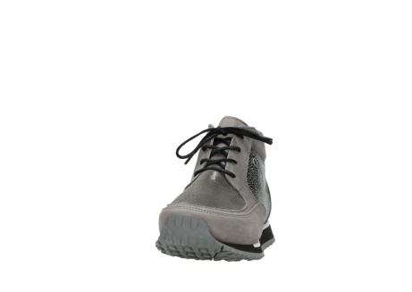 wolky lace up boots 05802 e boot 16205 darkgrey stretch leather_20
