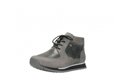 wolky lace up boots 05802 e boot 16205 darkgrey stretch leather_22