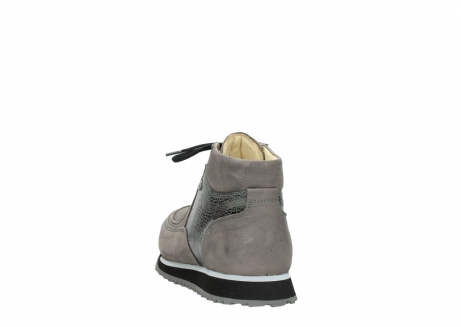wolky lace up boots 05802 e boot 16205 darkgrey stretch leather_6