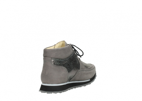 wolky lace up boots 05802 e boot 16205 darkgrey stretch leather_9